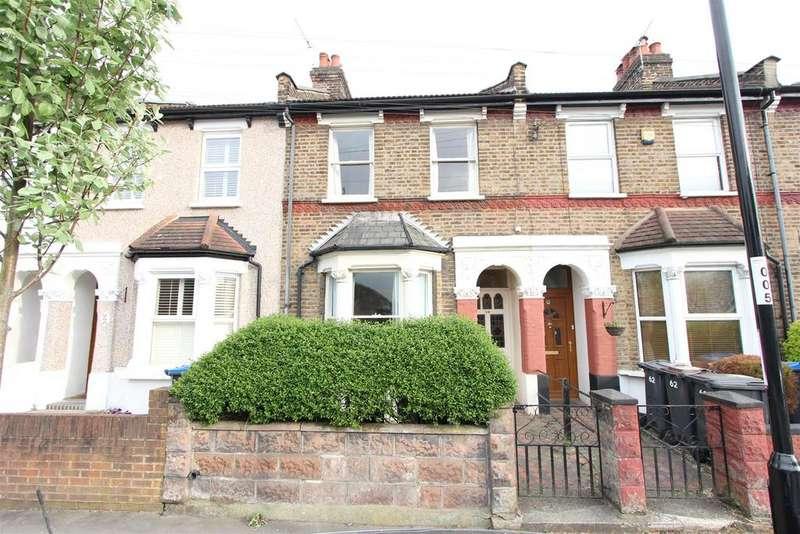 2 Bedrooms Terraced House for sale in Oakley Road, London
