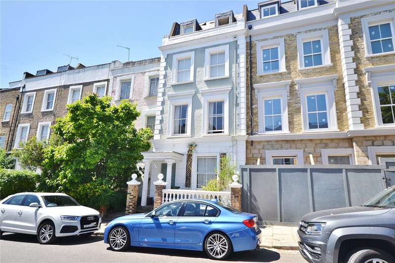 5 Bedrooms End Of Terrace House for sale in Torriano Avenue, Kentish Town, London, NW5