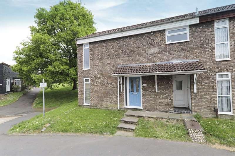 3 Bedrooms Semi Detached House for sale in Nutley, Bracknell, Berkshire, RG12