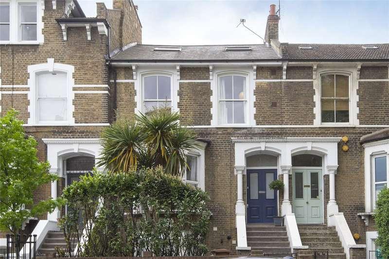 2 Bedrooms Flat for sale in Amhurst Road, London, E8