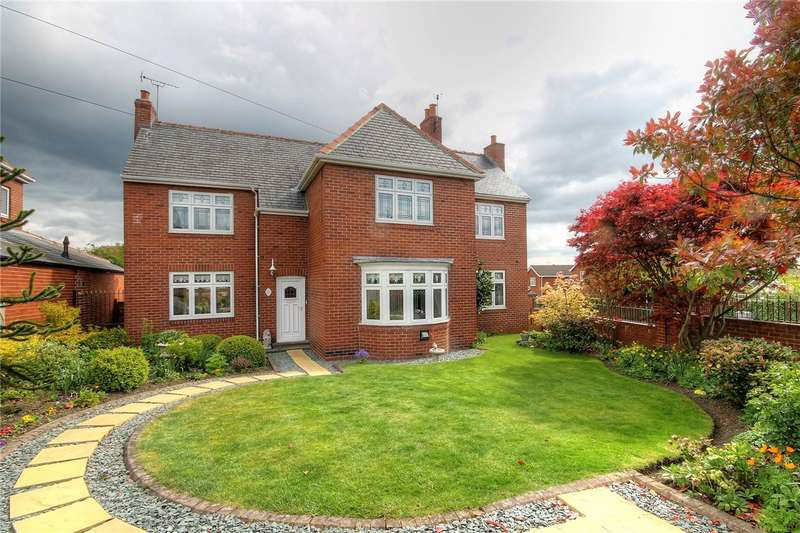 4 Bedrooms Detached House for sale in Newcastle Road, Chester le Street, Co Durham, DH3