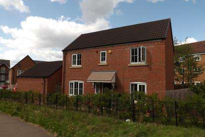 3 Bedrooms Detached House for sale in Oxford Grove, Birmingham, West Midlands