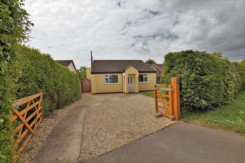 3 Bedrooms Detached Bungalow for sale in Sleaford Road, Bracebridge Heath, Lincoln