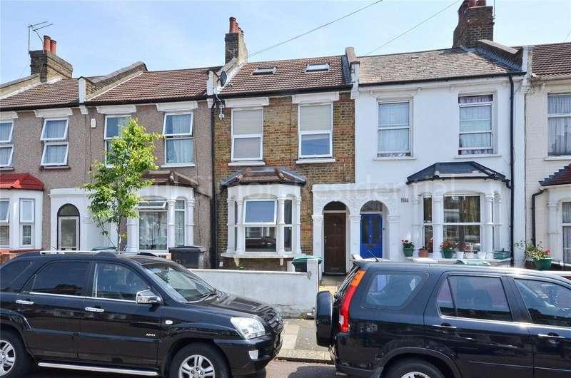 4 Bedrooms Terraced House for sale in Clinton Road, Harringay, London, N15