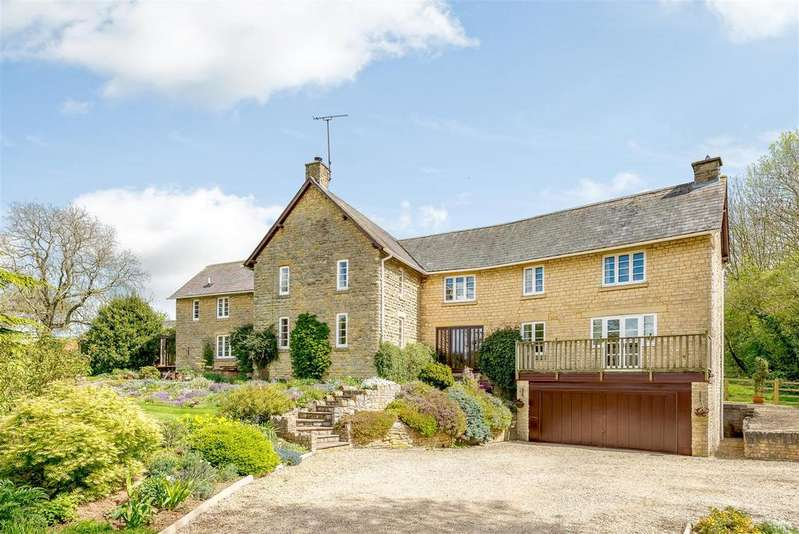 5 Bedrooms Detached House for sale in Marston St. Lawrence, Banbury, Northamptonshire
