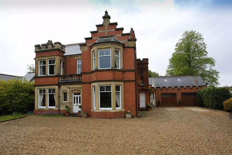 5 Bedrooms Detached House for sale in Plains Road, Wetheral, Carlisle, Carlisle