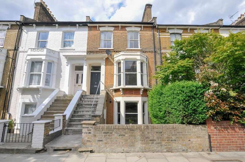 3 Bedrooms Flat for sale in Farleigh Road, London