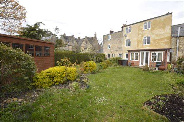 3 Bedrooms Terraced House for sale in Westward Road, Ebley, Gloucestershire, GL5 4SX