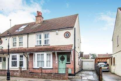 3 Bedrooms Semi Detached House for sale in Myrtle Road, Bedford, Bedfordshire, .