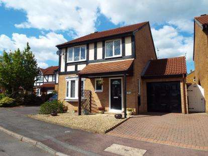 4 Bedrooms Detached House for sale in Ottrells Mead, Bradley Stoke, Bristol, Gloucestershire