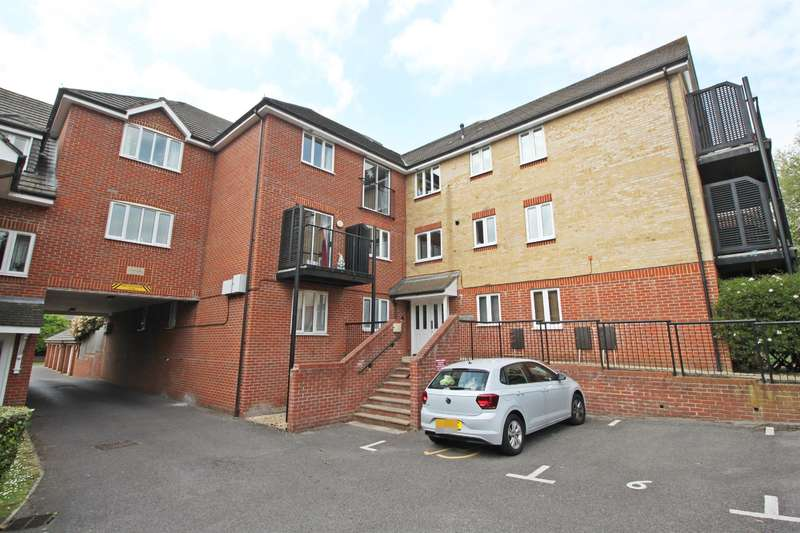 2 Bedrooms Apartment Flat for sale in Midanbury Lane, Bitterne Park, Southampton, SO18 4GP