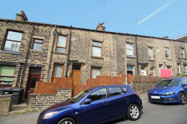 1 Bedroom Terraced House for sale in Annie Street, Sowerby Bridge, HX6 2HP