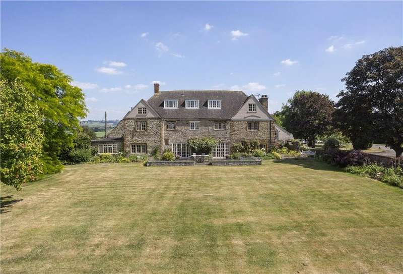 6 Bedrooms Detached House for sale in Idlicote, Shipston-on-Stour, CV36