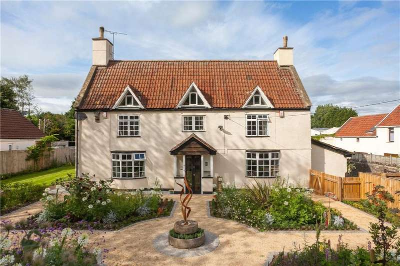 5 Bedrooms Detached House for sale in Bath Road, Langford, Bristol, North Somerset, BS40
