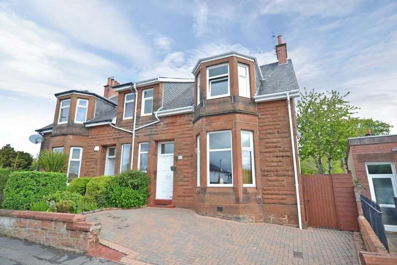 4 Bedrooms Semi-detached Villa House for sale in 51 Ashgrove Street, Ayr, KA7 3BG