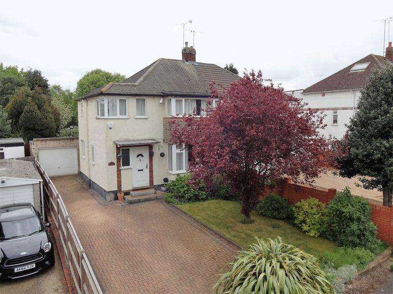 3 Bedrooms Semi Detached House for sale in Orchard Way, Luton