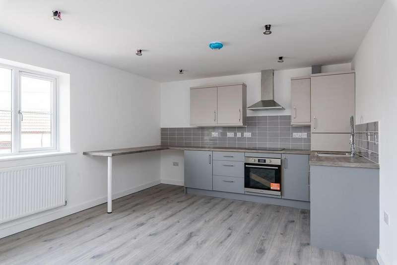 2 Bedrooms Apartment Flat for sale in Cradge Bank, Spalding, PE11
