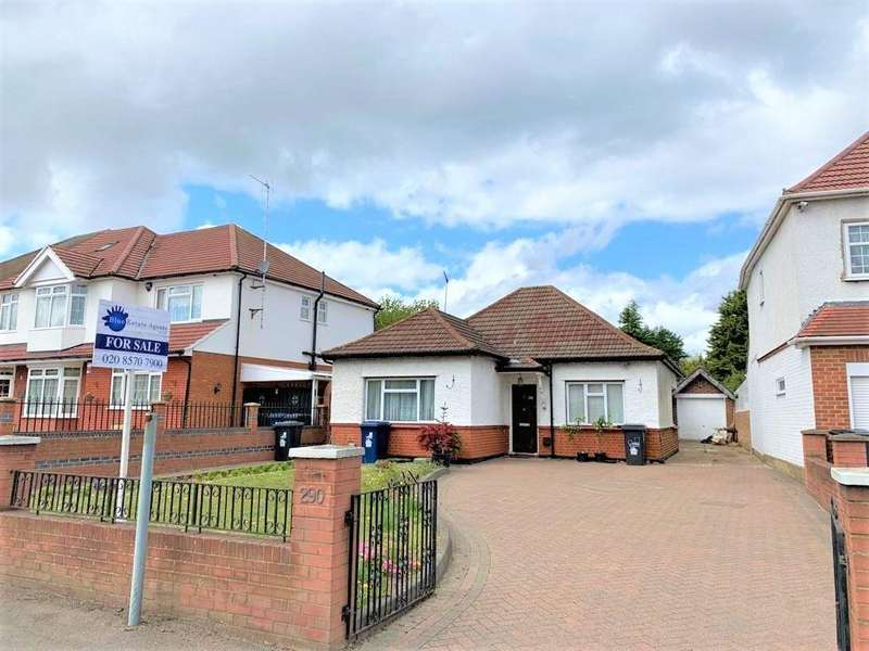 4 Bedrooms Bungalow for sale in Norwood Road, Southall, UB2