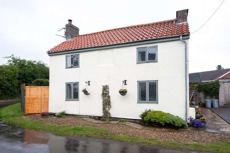 2 Bedrooms Cottage House for sale in Bacons Lane, Pinchbeck, Spalding, PE11