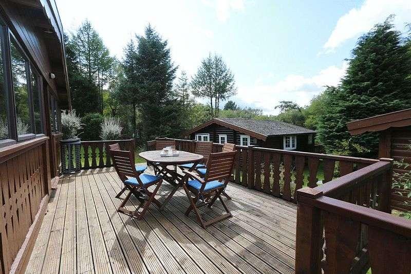 3 Bedrooms Property for sale in Trawsfynydd Holiday Village, Blaenau Ffestiniog