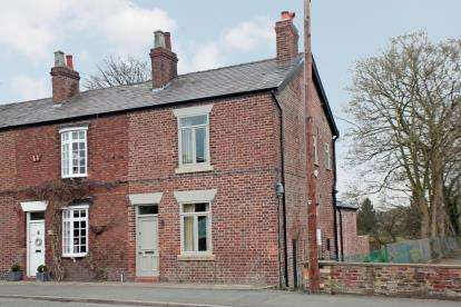 2 Bedrooms End Of Terrace House for sale in Knutsford Road, Alderley Edge, Cheshire, Uk