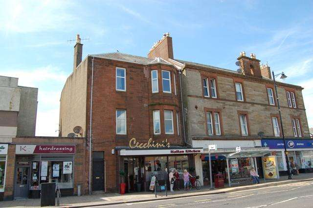 2 Bedrooms Flat for sale in Main Street, Prestwick, South Ayrshire, KA9 1PA