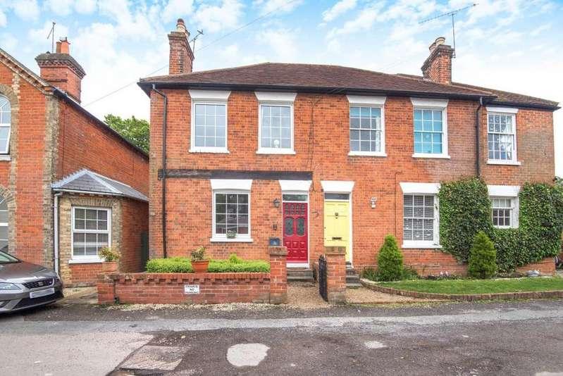 3 Bedrooms Semi Detached House for sale in Chapel Lane, Binfield, RG42
