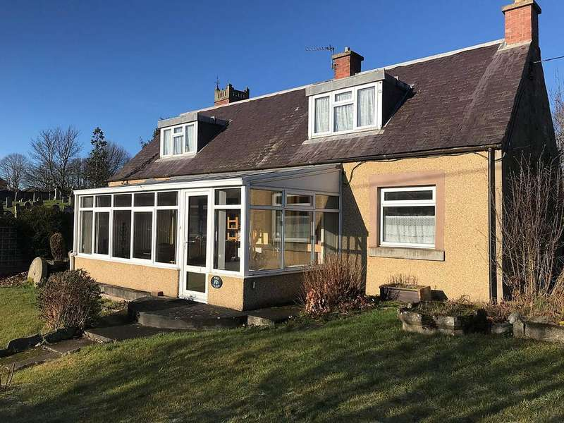 4 Bedrooms Detached House for sale in The Lilacs, Church Street, East End, Earlston TD4 6HS
