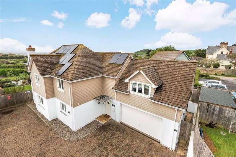 4 Bedrooms Detached House for sale in Tom's Field, Croyde, Braunton, Devon, EX33