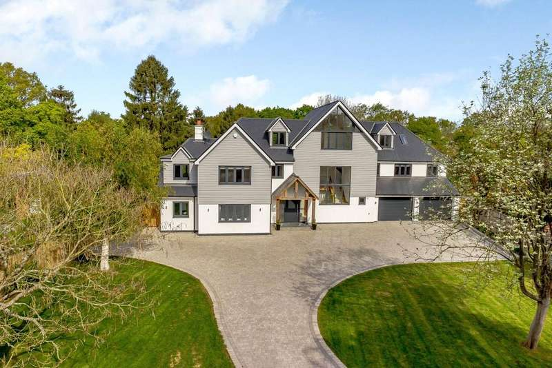 7 Bedrooms Detached House for sale in Beacon Hill, Wickham Bishops, Witham, Essex