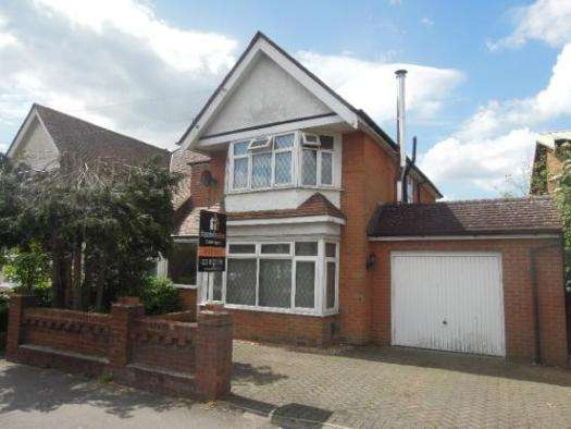 4 Bedrooms Property for sale in Raymond Road, Shirley, SO15 5AL