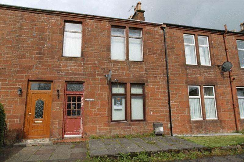 3 Bedrooms Terraced House for sale in Clelland Park, Mauchline, East Ayrshire