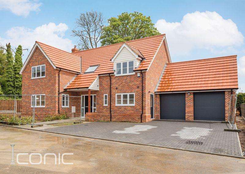 4 Bedrooms Detached House for sale in Firbanks Close, Drayton, Norwich