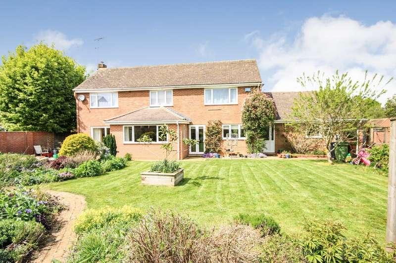 5 Bedrooms Detached House for sale in 3 Vicarage Lane , Shrivenham, SN6