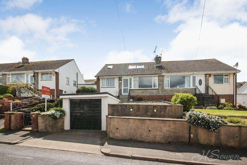 3 Bedrooms Semi Detached Bungalow for sale in Penwill Way, Paignton