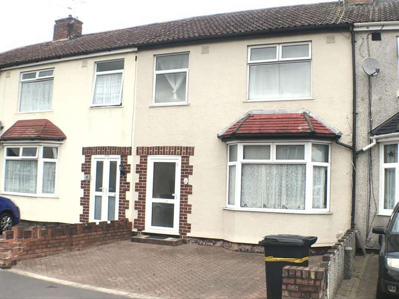 4 Bedrooms House Share for rent in Dominion Road, Fishponds, Bristol BS16