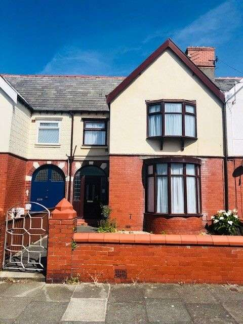 Property for sale in Rosebery Avenue, Blackpool, FY4