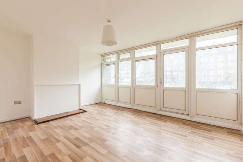 3 Bedrooms Maisonette Flat for sale in Rupert Gardens, Brixton, SW9