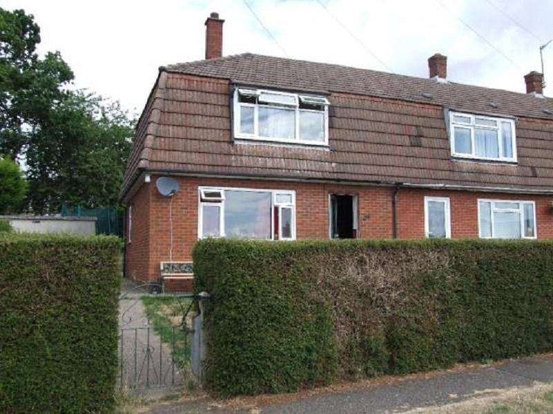 3 Bedrooms End Of Terrace House for sale in Buttington Road, Sedbury, Chepstow, Monmouthshire. NP16 7AW