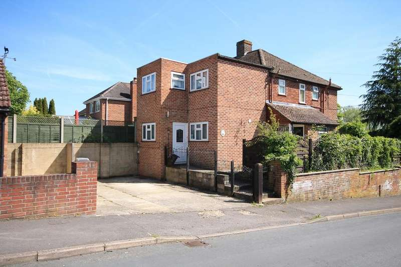 3 Bedrooms Semi Detached House for sale in Lower Way, Thatcham, RG19