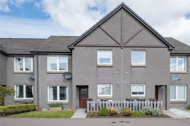 2 Bedrooms Flat for sale in Hillside Place, Peterculter, Aberdeenshire