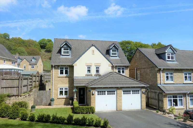 6 Bedrooms Detached House for sale in Ramsden Wood Road, Todmorden, OL14