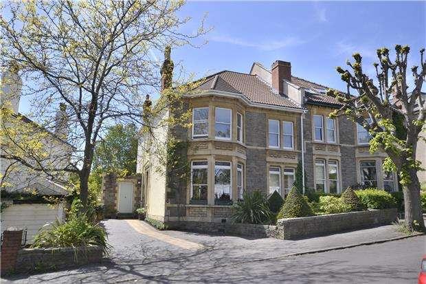 4 Bedrooms Semi Detached House for sale in Broadway Road, Bishopston, BRISTOL, BS7 8ES