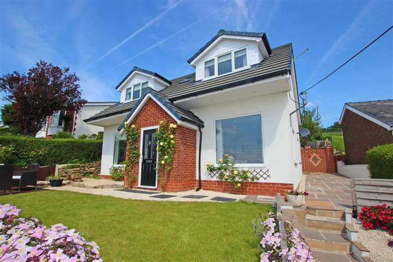 3 Bedrooms Detached House for sale in 'Rockmount' Long Lane Pleasington BB2 6RD