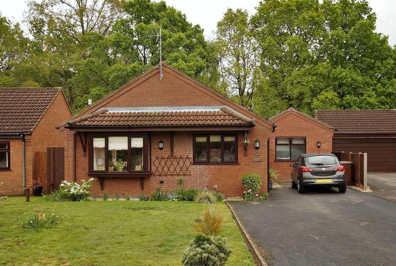 2 Bedrooms Detached Bungalow for sale in Winthorpe Grove, Lincoln