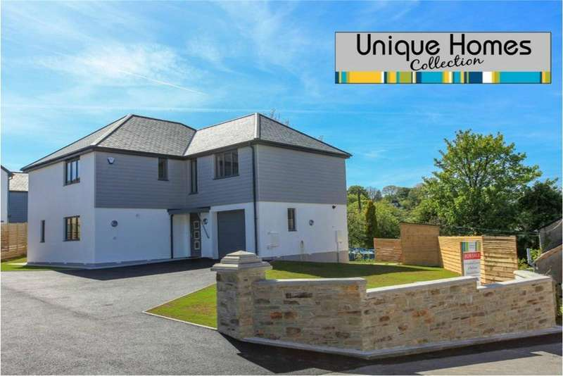 4 Bedrooms Detached House for sale in Chapel Hill, Sticker, St Austell