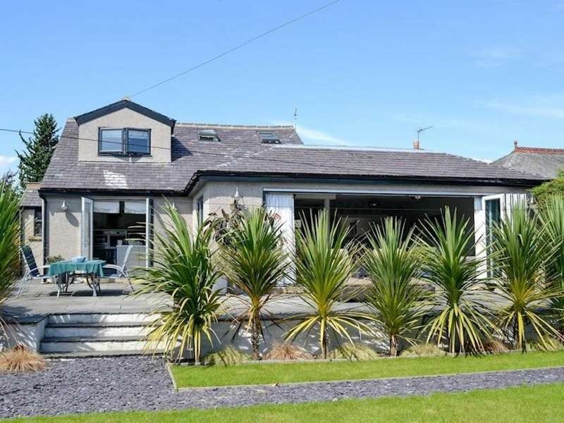 4 Bedrooms Detached Bungalow for sale in Windrush, Giggleswick