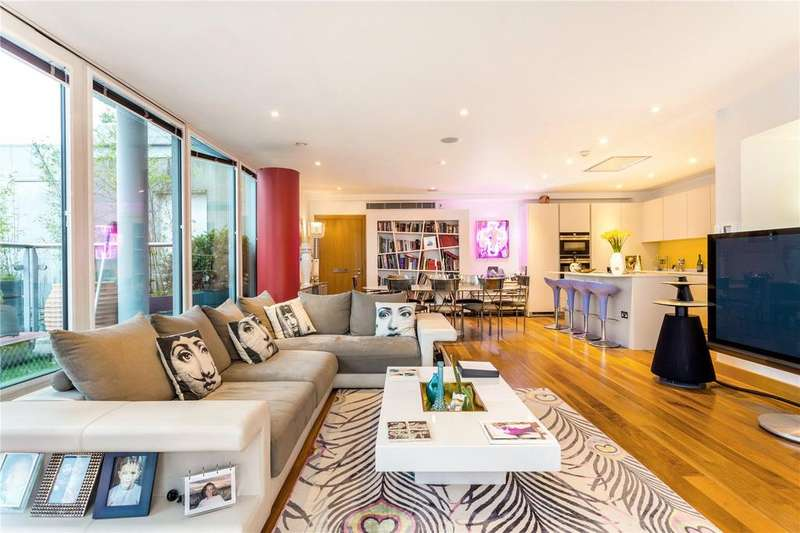 3 Bedrooms Penthouse Flat for sale in Pond Street, Hampstead, London, NW3