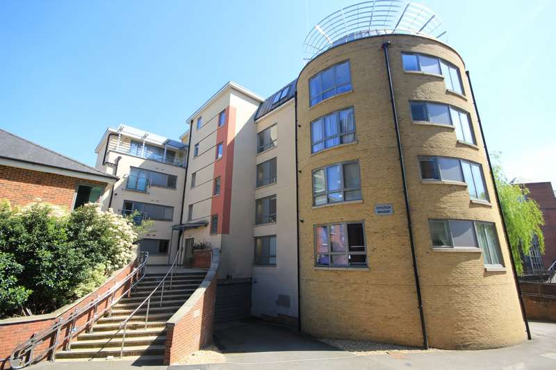 2 Bedrooms Apartment Flat for sale in Oyster Wharf, Crane Wharf, Reading, RG1