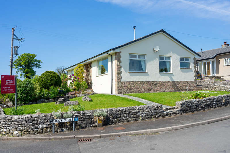 4 Bedrooms Detached Bungalow for sale in Meadow Close, Bowston, Kendal